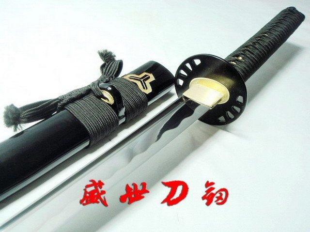 Battle Ready Japanese Kill Bill Katana Sword Sharpened Blade Can Cut Tatami