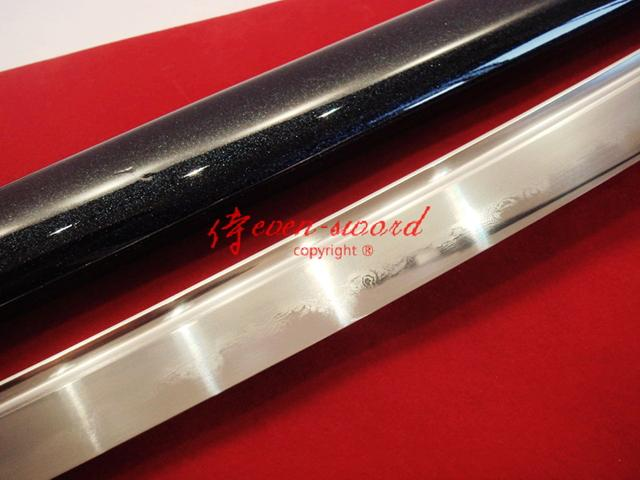 Clay Tempered Battle Ready Japanese Katana Sanmai Blade Sword